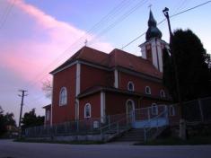 Rímskokatolícky kostol Najsvätejšej Trojice