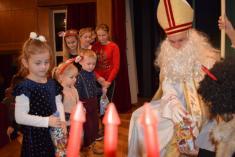 Trávnické deti navštívil Mikuláško